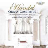 Handel: Organ Concertos (Complete )