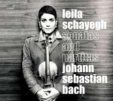 Bach: Sonatas and Partitas BWV 1001-1006