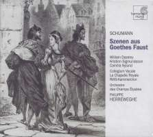 Schumann: Scenes de Faust