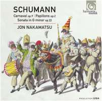 Schumann: Carnaval Op. 9, Sonata in G minor Op. 22, Papillons Op. 2