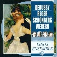 Orchestral Works: Debussy / Reger / Schonberg