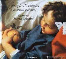 Schuster: 6 Quartetti Pado Vani