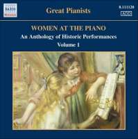 WOMEN AT THE PIANO Vol. 1