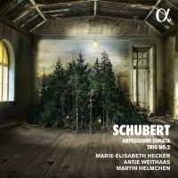 Schubert: Arpeggione Sonata & Trio no. 2