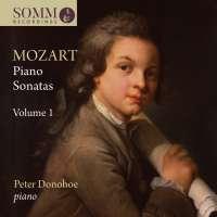 Mozart: Piano Sonatas Vol. 1