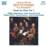 HOTTETERRE: Music for Flute vol. 1
