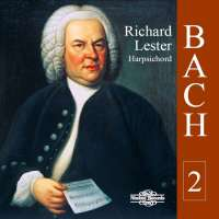 Bach: Works for Harpsichord vol. 2