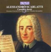 Scarlatti: Cantate e Duetti