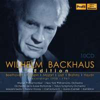 Wilhelm Backhaus Edition