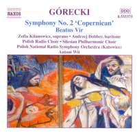 Górecki: Symfonia nr 2; Beatus Vir