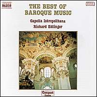 The Best of Baroque Music: Bach, Telemann, Vivaldi, Corelli, Handel, Marcello