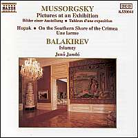 Mussorgsky; Pictures  at Exhibition