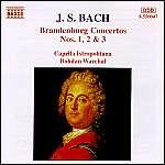 Bach.: Brandenburg Concertos