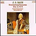 Bach, J.S.: Brandenburg Concertos  4-6