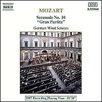 Mozart:  Serenade 10