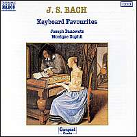 Bach J.S; Keyboard Favourites
