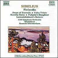 Sibelius: Finlandia / Karelia Suites