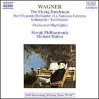 Wagner: The Flying Dutchmann
