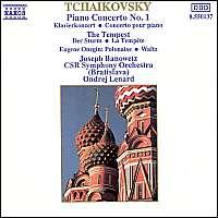 Tchaikovsky: Piano Concerto 1