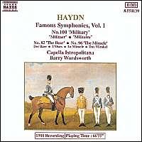 Haydn: Symphonies  82, 96 & 100