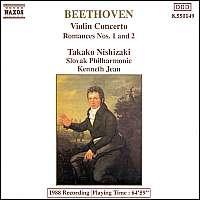 Beethoven: Violin Concerto, Romances Nos. 1 and 2