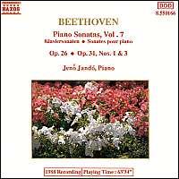 Beethoven: Piano Sonatas Vol. 7 / 8.550166