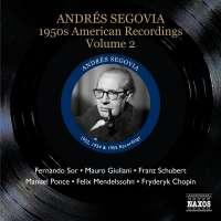 SEGOVIA Andres: American Recordings Vol. 2