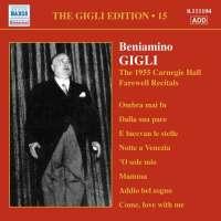 Gigli Edition Vol. 15: Carnegie