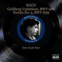 Bach, J.S.: Goldberg Variations, Partita No. 5