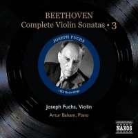 "Beethoven: Complete Violin Sonatas 3 - nr 8, 9 ""Kreutzer"" & 10"