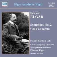 Elgar: Symphony No. 2, Cello Concerto