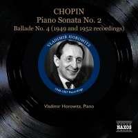 CHOPIN Piano Sonata No. 2, Ballade No. 4