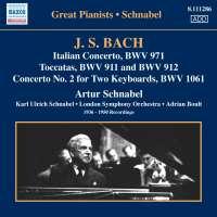 Bach J.S; Italian Concerto