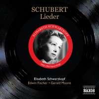 SCHUBERT Franz: Lieder - 1952-54