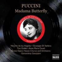 Puccini:  Madama Butterfly – 1954