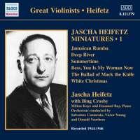 Jascha Heifetz: Miniatures • 1 - Jamaican Rumba, Summertime, Mack the Knife, White Christmas, …