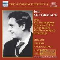 The McCormack Edition Vol. 11 – Mozart. Brahms. Rachmaninov …