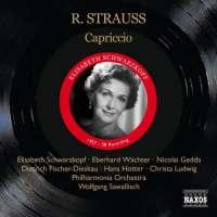 Strauss: Capriccio, nagr. 1957-58