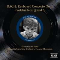 Bach: Keyboard Concerto No. 1, Partitas Nos. 5 and 6 (1957)