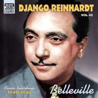 Django Reinhardt: Belleville Vol. 10