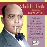 Mack The Knife - Songs of Kurt Weill