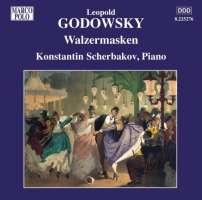Godowsky: Walzermasken - Piano Music Vol. 10