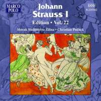 Strauss Johann Edition Vol. 22