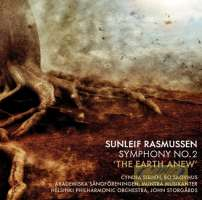 """Rasmussen: Symphony No. 2 """"The Earth Anew"""""""