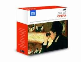 GREAT OPERA (10 CD)
