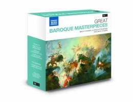 GREAT BAROQUE MASTERPIECES (10 CD)