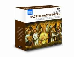 GREAT SACRED MASTERPIECES (10 CD)