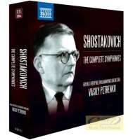 Shostakovich: The Complete Symphonies Nos. 1 - 15