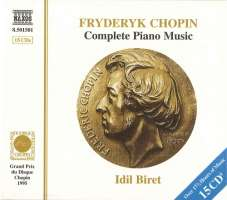 Chopin: Complete Piano Music (15 CD)