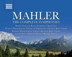 Mahler: Complete Symphonies  (15 CD)